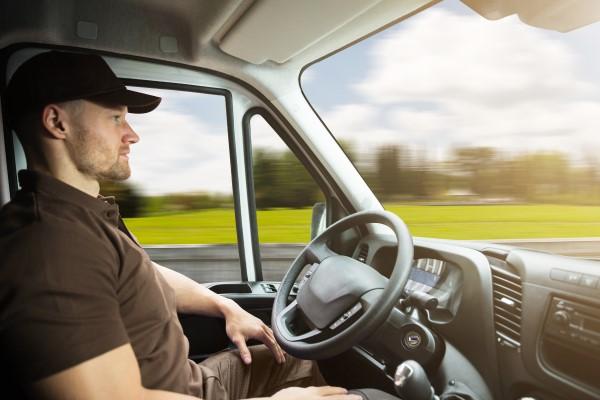 Self Driving Logistics